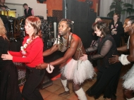 Африканские танцы на праздник