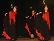 Испанские танцы на праздник