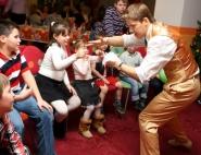 Фокусник на детский праздник