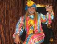 Клоун на День рождения ребенка