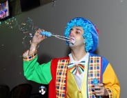 Клоун на День рождения