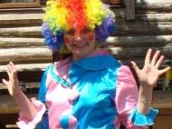 Клоуны на День рождения ребенка недорого