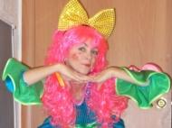 Клоун на детский праздник недорого