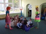 Заказ клоуна на детский праздник
