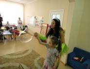 Мыльные пузыри в Москве