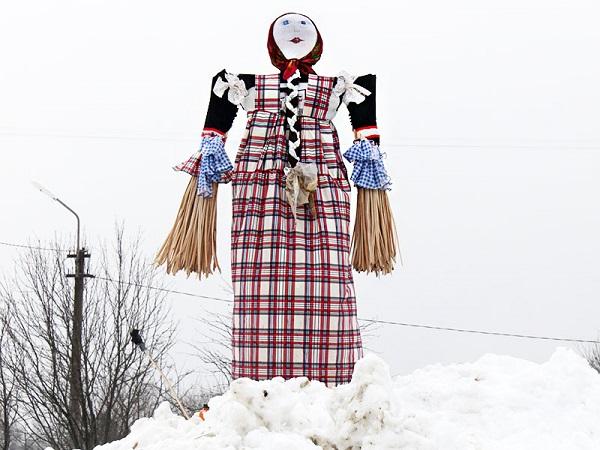 Изготовление куклы масленицы своими руками фото 543