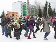 Организация народных праздников