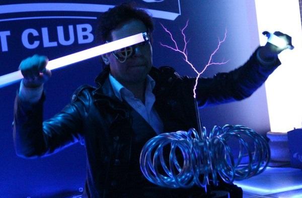 мо знакомство с статическим электричеством