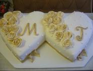 Торт на заказ юбилейный