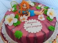 Заказ торта в Москве на день рождения