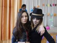Актеры на хеллоуин