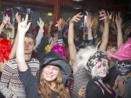 Жаркая вечеринка на хеллоуин
