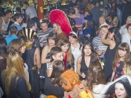 Жаркая вечеринка на хеллоуин2