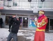 Уличные гулянья в Москве цены