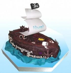 Оригинальные торты на заказ в Москве