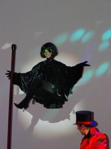 Волшебное шоу фокусников