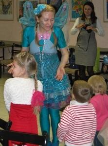 Феи Винкс на праздник к ребенку