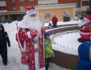 Дед Мороз 2014