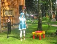 Заказ мыльных пузырей в Москве