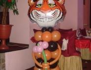 Оформление праздников воздушными шарами