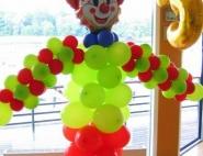 Оформление шарами украшение шарами