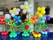 Оформление воздушными шарами цены