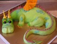 Торт на детский праздник